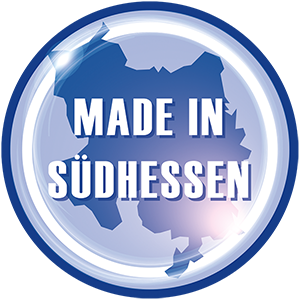 Logo: Made in Südhessen